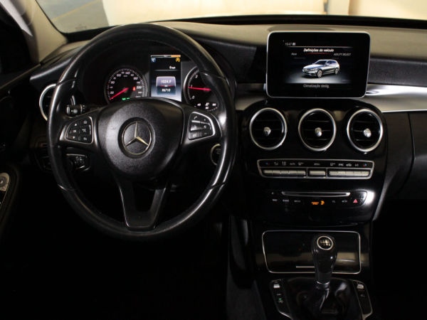 Mercedes-Benz - Classe C - C 200 BlueTEC Station Avantgarde