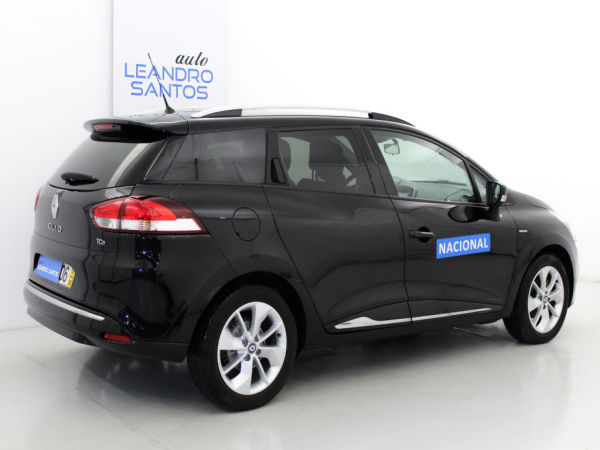 Renault - Clio - ST 0.9 TCe Limited GPS