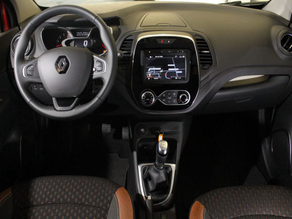Renault - Captur - 1.5 DCi Exclusive 110cv  GPS
