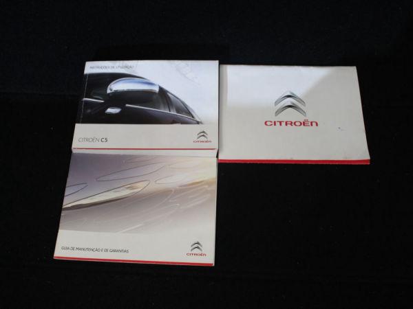 Citroen - C5 - 1.6 HDi Séduction 115 cv