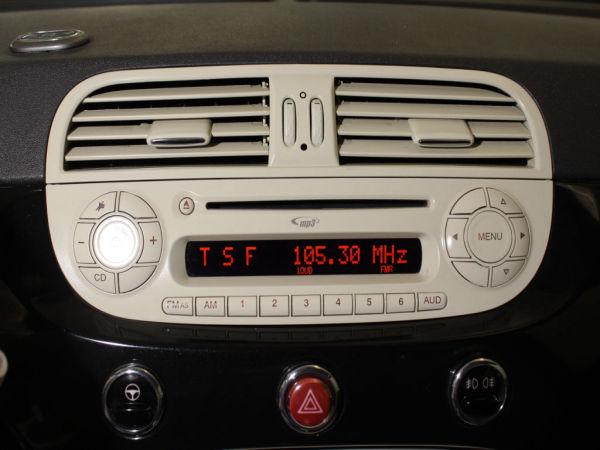 Fiat - 500C - 1.2 Lounge