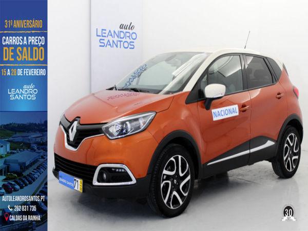 Renault - Captur - 1.5 DCi Exclusive GPS
