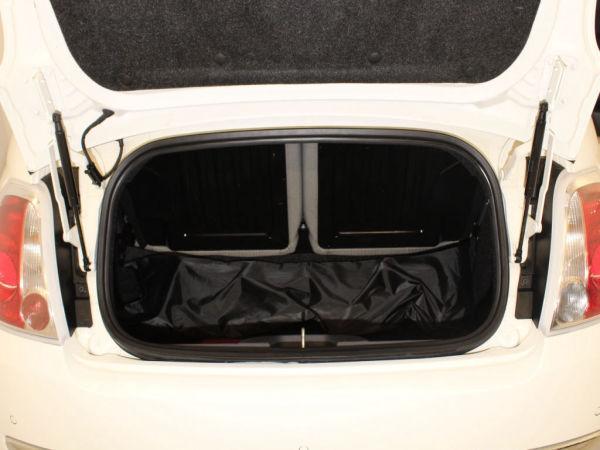 Fiat - 500 - Cabrio 1.2 Lounge