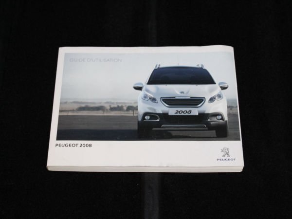 Peugeot - 2008 - 1.6 e-HDi Business ETG6 GPS
