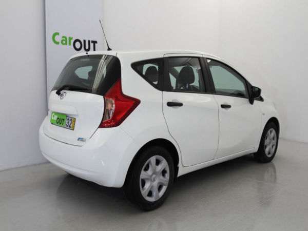 Nissan - Note - 1.5 dCi Naru Edition